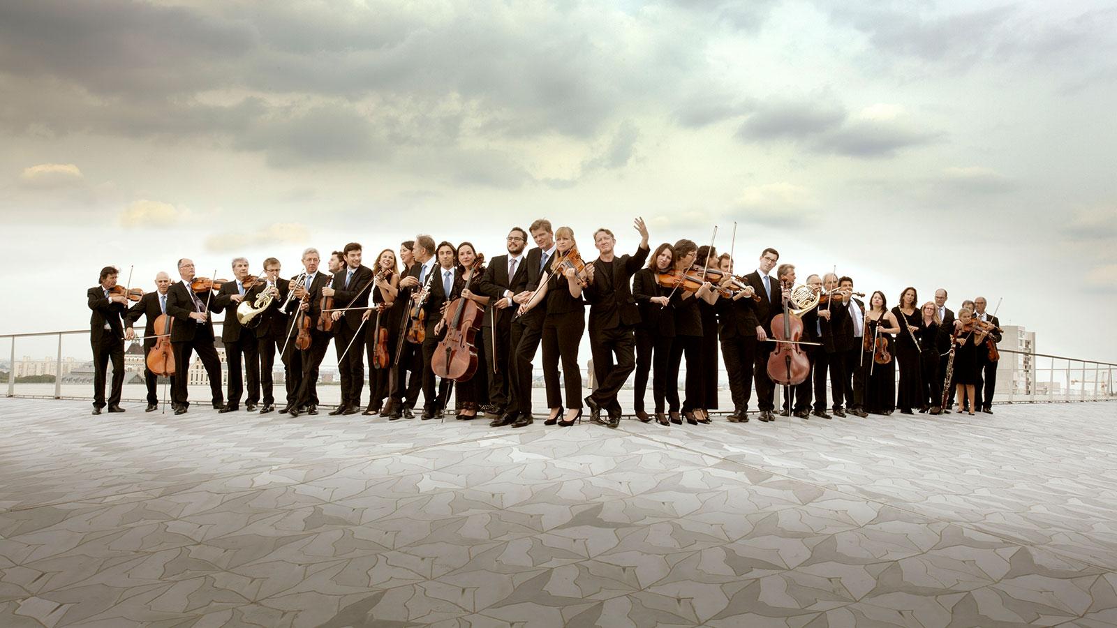 Orchestre de chambre de paris th atre du ch telet - Orchestre de chambre de paris ...