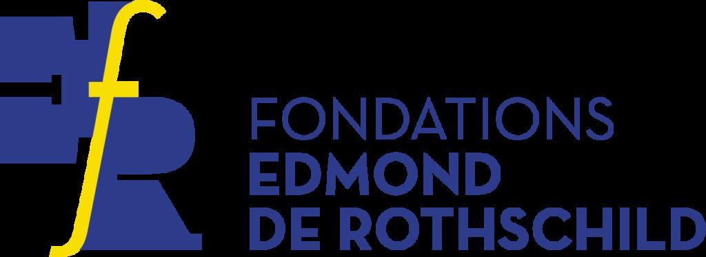 Logo Fondations Edmond de Rothschild
